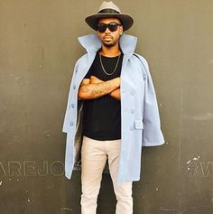 Mens Fashion: Andre Emery 1on1