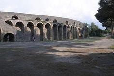 Amphitheatre - AD79eruption