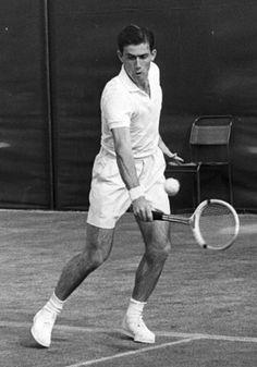 Tennis - Hall of Fame  -  Ken Rosewall