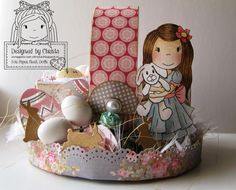 The Paper Nest: Some Bunny loves You!!