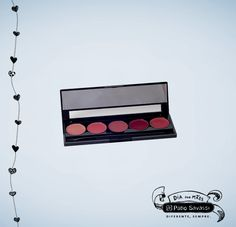 Lip Palett Beautiful - Contém 1g - $72,00