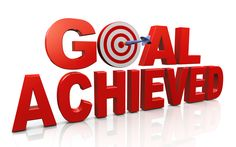 """How often do you get that good feeling from being able to say """"Goal Achieved""""     ...well, if you want to know how to achieve goals, and get that good feeling more often, then listen to this podcast episode and follow the 7 ways to make goals work for you."""