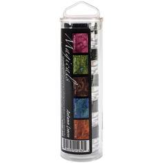 Lindy's Stamp Gang Magical Set .25oz Jars 5/Pkg-Autumn Leaves