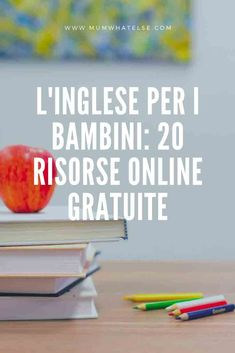 Inglese per i bambini: 22 risorse online gratuite - A mum in London. London with kids and family travel tips Kids English, English Study, English Lessons, English Grammar, Teaching English, Learn English, English Language, Preschool Curriculum, Homeschool