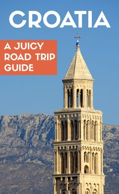 Everything you need to know to make your first road trip in Croatia MEMORABLE!