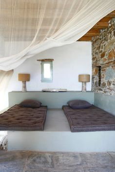 Zafiriou House Serifos Greece