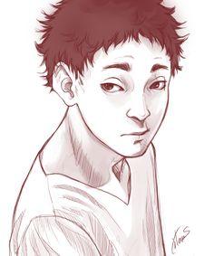 Matsukawa Issei for the Almost-realistic-series All pictures (grouped by teams): Karasuno, Aoba Johsai, Nekoma, Fukurodani, Shiratorizawa, Other