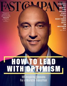 Derek Jeter for Fast Company Magazine by Herring & Herring