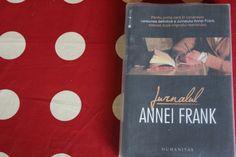 Anne Frank, Cover, Books, Libros, Book, Book Illustrations, Libri