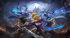 Next New Top Hero Ling Gameplay - Mobile Legends, cheats New hero Wallpaper Mobile Legends, Cool Wallpaper, Original Wallpaper, Computer Wallpaper, Desktop Wallpapers, 3d Animation Wallpaper, The Legend Of Heroes, Alucard, Minion