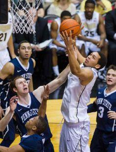 Jan. 18, 2014 — Purdue 65, Penn State 64 (Photo: AP)