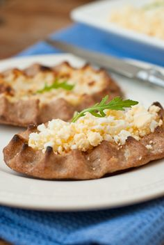 Karelian piirakka - this was my absolute favorite thing to eat in finland, maaaaaaybe tied with pulla but i think piirakka won