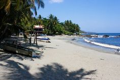 Montezuma, Costa Rica. Great for bohemian travelers on a budget.