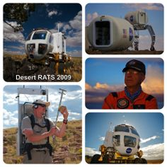 TBT: Desert RATS 2009  A montage of pics from working with the Desert RATS (Research and Technology Studies) team in 2009.  We actually covered them from 2007-2010. Great experience!