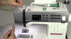 How to thread the BERNINA B 350 http://www.sewingmastery.com/videos/bernina/b-350-tutorial/ SewingMastery.com http://www.sewingmastery.com Facebook https://w...