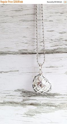 Spring Sale Bola Necklace Angel Caller Harmony Ball Pregnancy Gift/ Valentines Gift/ engel anrufer/ bola de grossesse