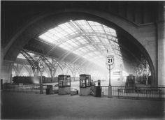 Leipzig Main Station