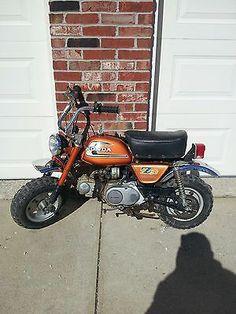 1974 Honda 50 Mini Trail