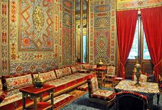 influenced by ottoman culture