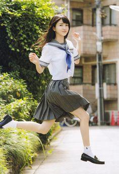 アップトゥボーイ 2017年9月号 乃木坂46 久保史緒里 Part 2 轉載請註明出處: La_mela)   NOGIZAKA beauty cute japan