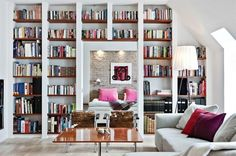 Bookshelves by Cloud9