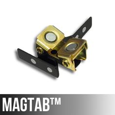 Jody, here. I'm proud to offer you one of the most useful little tools I've found - the MagTab™ from StrongHand tools. I've used mine in several of my YouTube v
