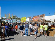 John's Pass Seafood Festival is October 23rd - 26th. Check it out and then walk down to the beach!