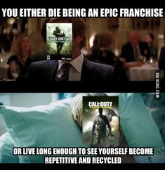 Video games nowadays, but to be fair I do actually want to get Infinite Warfare.