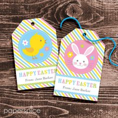 Personalized Easter
