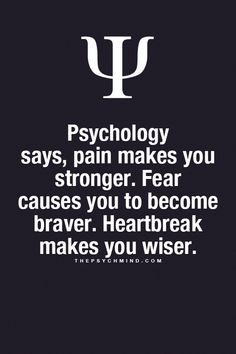 What are some of the most awesome psychological facts