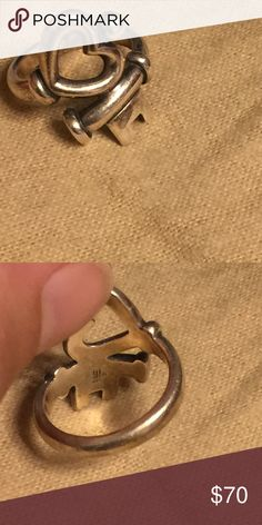 James Avery Key To My Heart Ring Size 7 Sterling. Normal wear. Size 7. Retail $105. Includes James Avery box and dust cloth James Avery Jewelry Rings