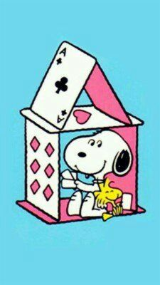 Snoopy iPhone Wallpapers