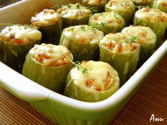 Вкуснотека - Пълнени тиквички с кус кус