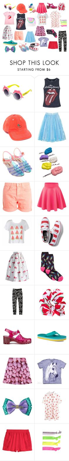 """""""electra"""" by swineburst ❤ liked on Polyvore featuring Topshop, UNIF, Sophia Webster, J Brand, Ally Fashion, Keds, Chicwish, HOT SOX, Abercrombie & Fitch and JuJu"""