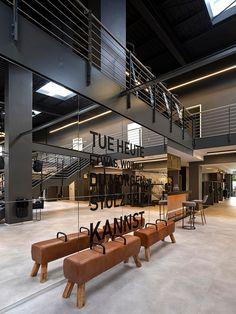 Bar Design, Loft Design, Interior Design Studio, Karim Rashid, Yoga Room Design, Bouldering Gym, Showroom, Sport Studio, Dream Home Gym