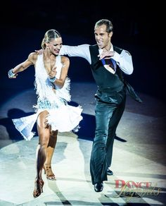 sorry for all the ballroom spam!  Riccardo Cocchi and Yulia Zagoruychenko