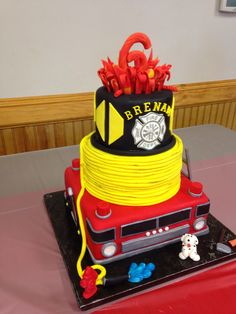 Where Can I Buy A Fireman Sam Birthday Cake