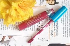 Review of Diana of London liquid lipstick Sunset Red http://www.curiousandconfusedme.com/2016/07/diana-of-london-sunset-red-review/ #bbloggers #beautyblogger #indianblogger #Dianaoflondon #liquidlipstick #lipstick