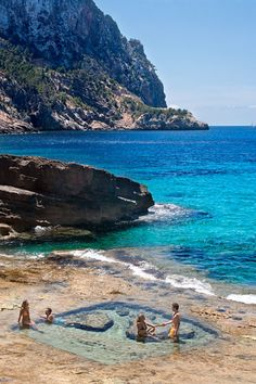 Mallorca, dreamy!!  Our exchange student loved it here!  :)