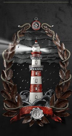 Lighthouse on Behance
