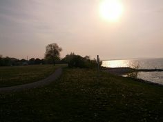 Murray Street Park in Grimsby, ON