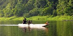 10 Most Important Rivers in the World - 10.Sepik River