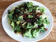 Harvest Lane Cottage: Healthy Eating Resumes with Gotta Go to the Store Salad
