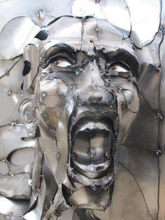 IRON DESIGNS  metal art sculpture  :: Joel Sullivan Nova Scotia Irondesigns@live.ca