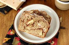 Whole Wheat Cinnamon Swirl Apple Bread | Tasty Kitchen: A Happy Recipe Community!