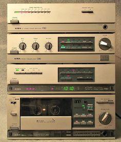 Vintage audio system collection - 1001 Hi-Fi Hi Fi System, Audio System, Audio Vintage, Audio Rack, Audio Sound, Hifi Audio, Philips, Audio Equipment, Audiophile