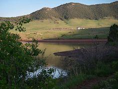 Pinewood Reservoir Larimer County Parks