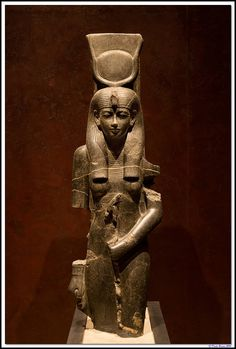 Spencer House, Mystery, Mother Goddess, Cleopatra, Ancient Egypt, African, Collection, Museums, Art