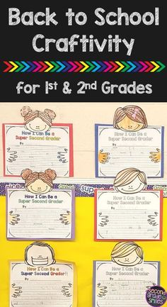 Cute back to school writing activity! Let your first or second grade students to show you what they have learned about being a super student in their new classroom! Could be a nice display for open house or meet the teacher night too!