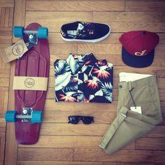 Rider skate men !!